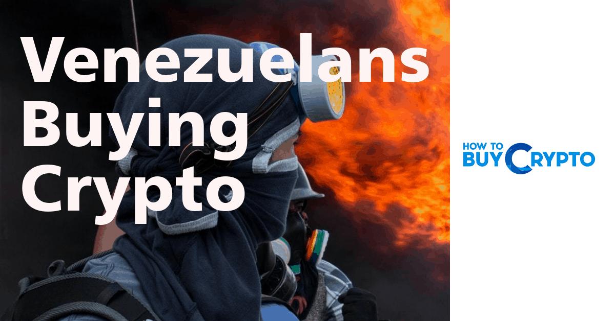 Venezuala Buys Crypto
